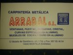 Carpintería Metálica Arrabal SL